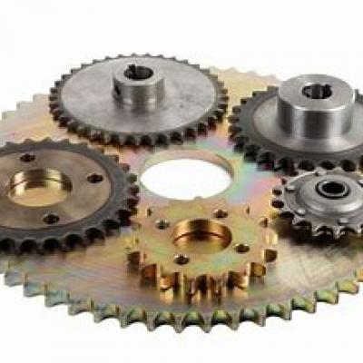 Sprocket maintenance