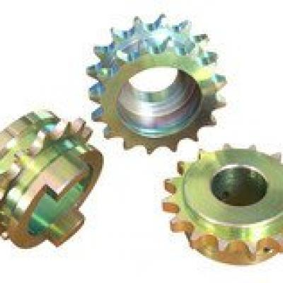 Sprocket design and processing
