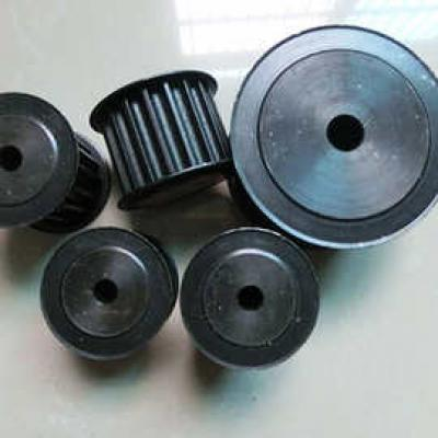 The timing of the application of the timing pulley to the application environment is very small.