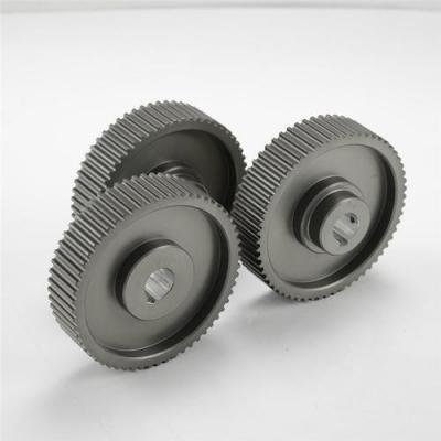 When purchasing a timing pulley consider the size requirements of the application and the time to use it.