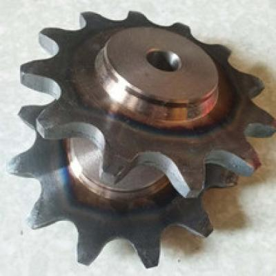 Introduction to welding method of conveyor sprocket