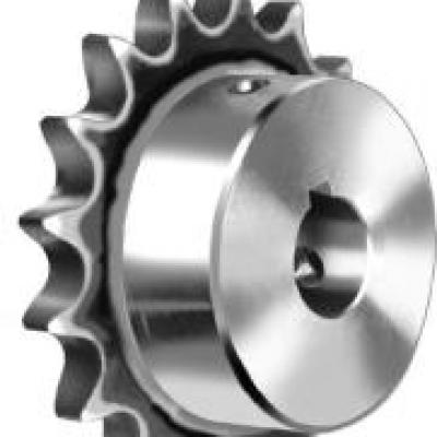 Analytical sprocket chain drive