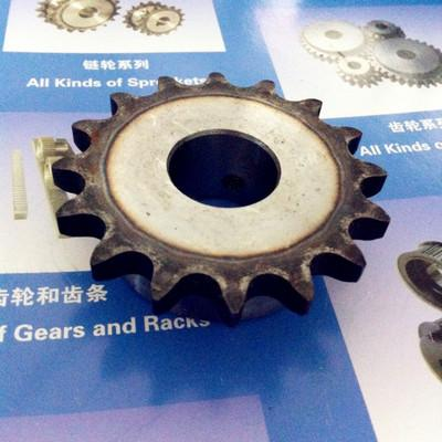 The necessity of hardening and quenching of sprocket and hardening of sprocket teeth