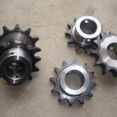 Characteristics of sprocket chain drive