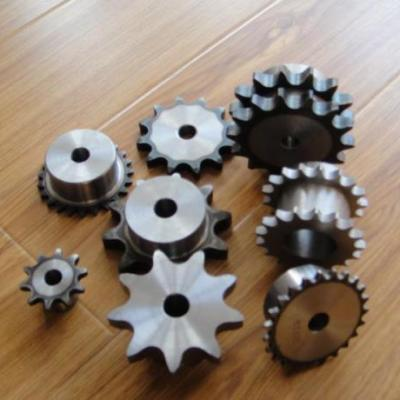 What are the surface treatment technology of sprocket
