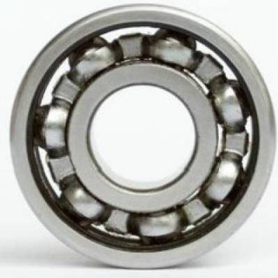 Deep groove ball bearing structural parameters
