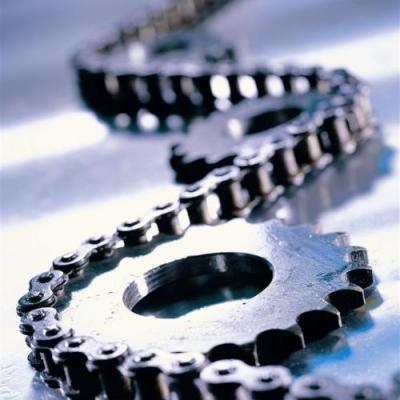 Sprocket and chain application precautions