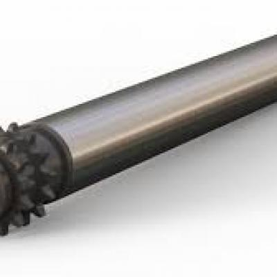 Industrial sprocket used in conveyor equipment