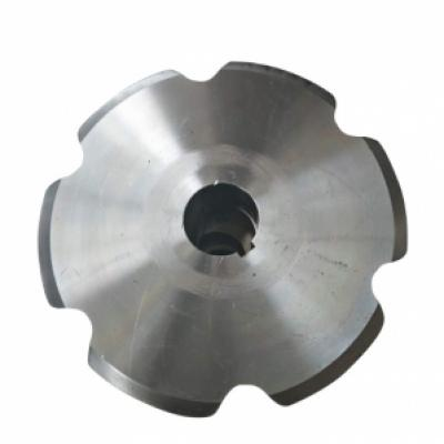 Model function of large pitch sprocket