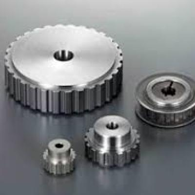 The timing pulley has a very good performance in the applicability of the application environment