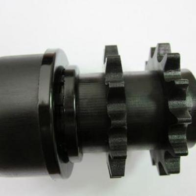 Analysis of the assembly of the power roller is inseparable from the bearing, bearing seat and sprocket