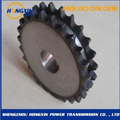 06A-2 08A-2 10A-2 12A-2 16A-2 Double Platewheels For 2 Single Chain