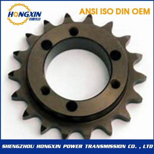 100B-1-2-3 QD Bushing Sprocket