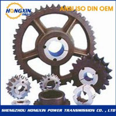 10B-3  Triplex Taper lock Sprocket