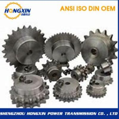 40B-3 ASA Duplex Sprocket