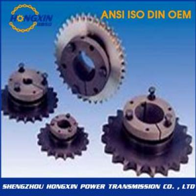 80B-1-2-3 QD Bushing Sprocket