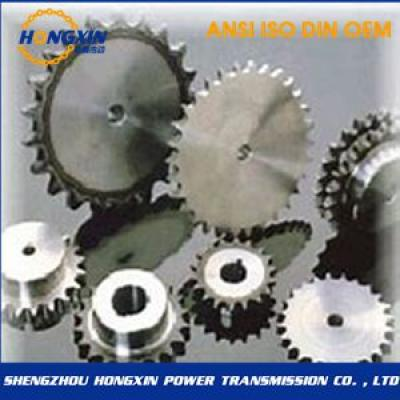 ANSI 40A-B-1-2-3 Sprockets and Platewheel