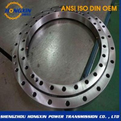 Double volleyball slewing bearing (02 series)
