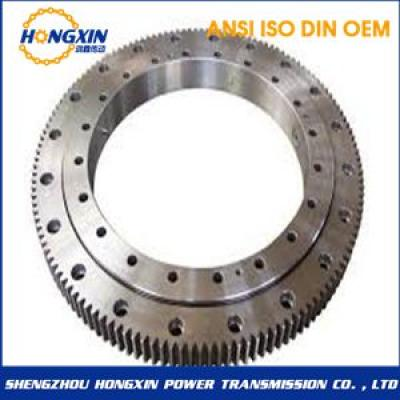 External gear slewing bearing (Q series)