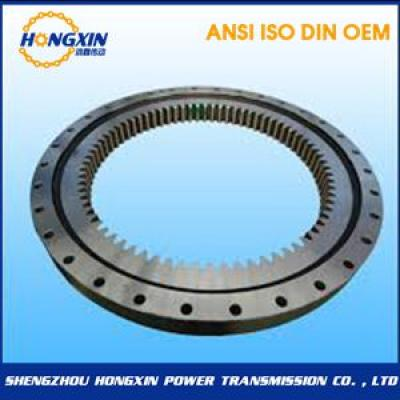 HJ series Internal gear slewing bearing