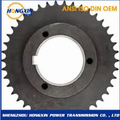 60B-1-2-3 Sprockets With Split Taper Bushing